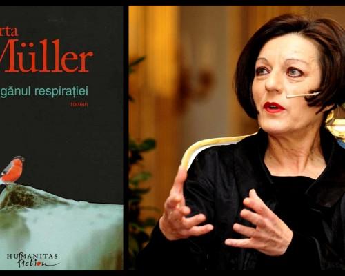 "Recenzie – ""Leaganul respiratiei"" Herta Muller"
