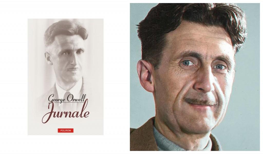 Recenzie: Jurnale, George Orwel