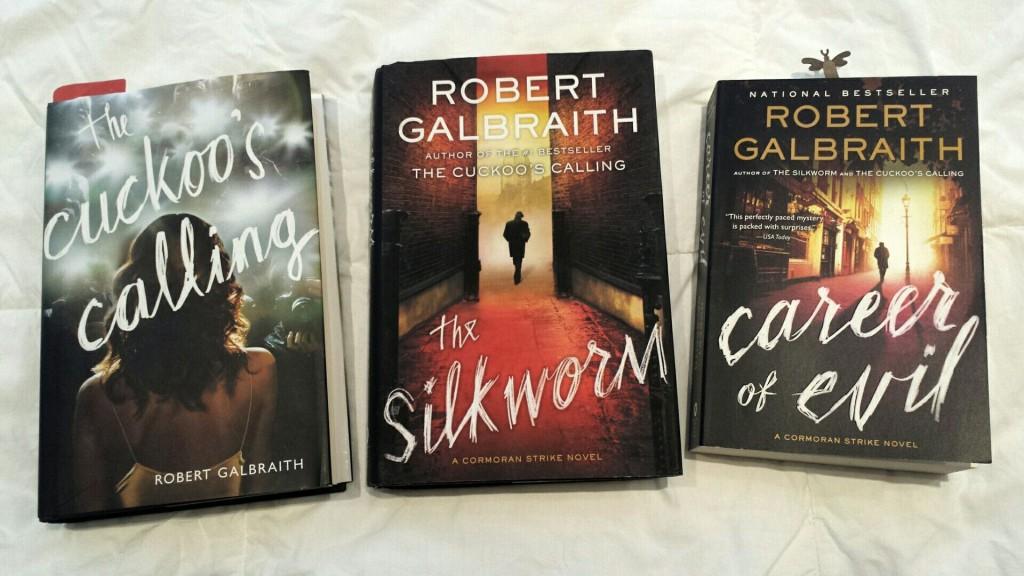 "Recenzie ""The Cuckoo's Calling"" de Robert Galbraith aka J.K. Rowling"