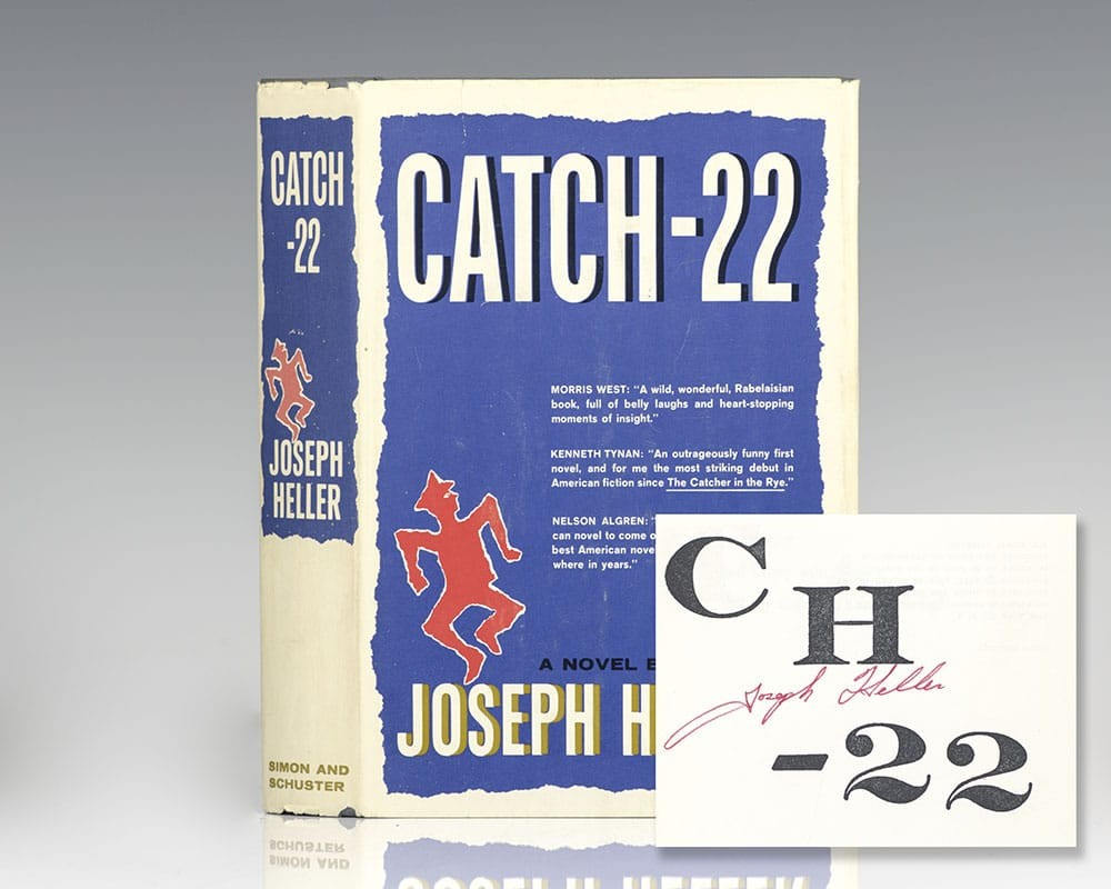 "Recenzie – ""Catch-22"" Joseph Heller"